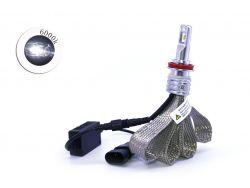Комплект LED ламп T30 H11 6000K 9-32V гибкий радиатор (диод PHILIPS)