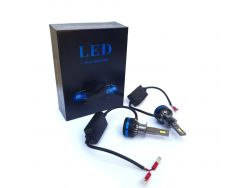 LED комплект RТ19 H1 9-32V 36W 6000K радиатор с вентилятором (диод 3570)}